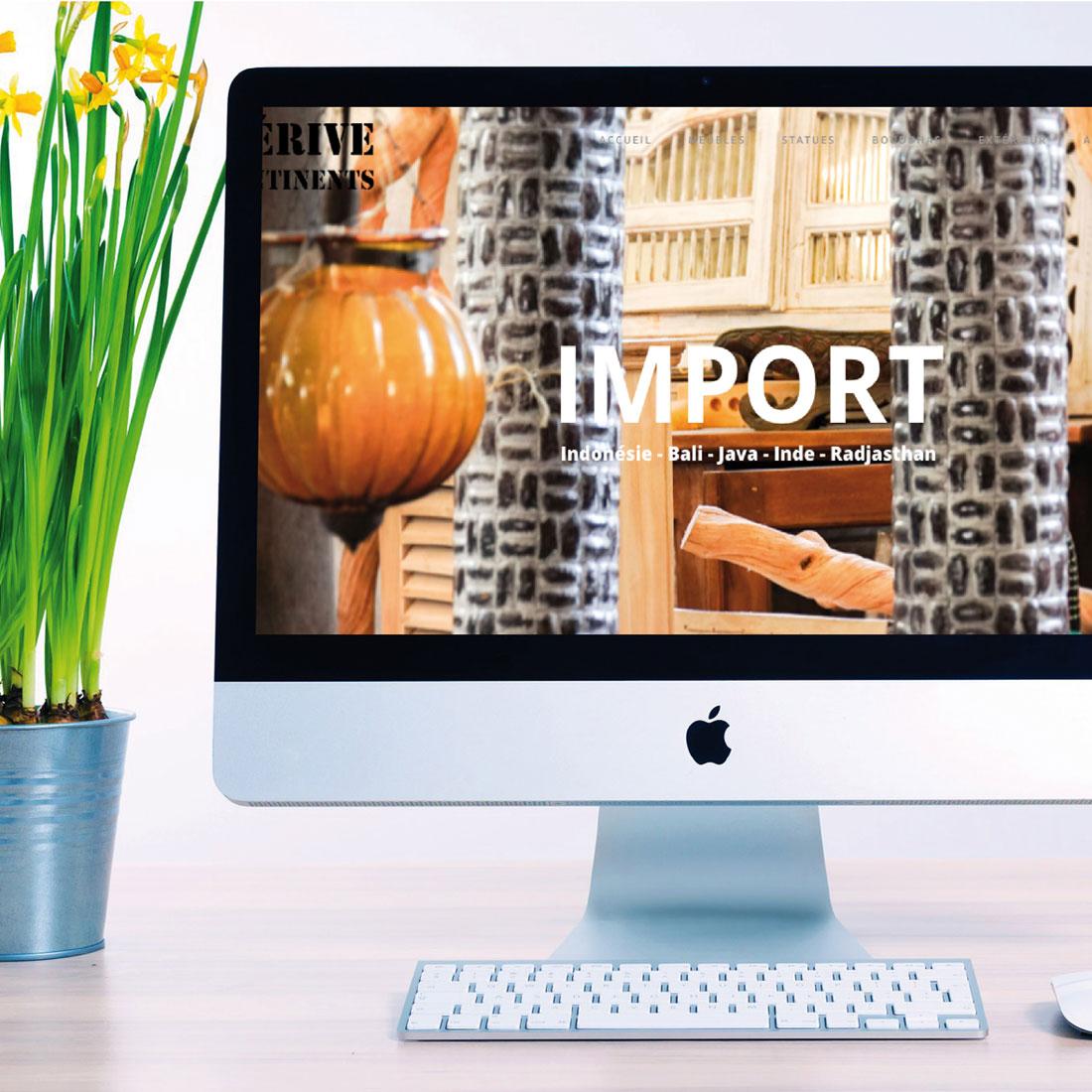 Nouveau site web pour la Dérive !